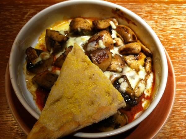 Short article about garlic parmesan chicken