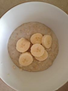 banana porride