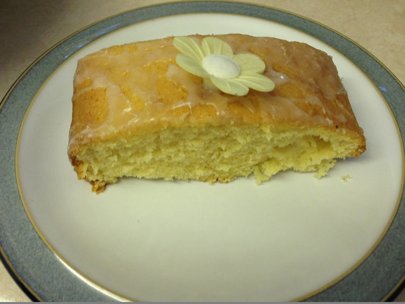 Barefoot Contessa Lemon Drizzle Cake