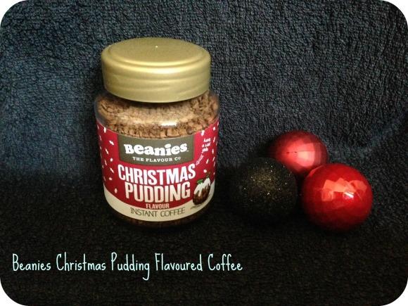 Beanies Christmas Pudding