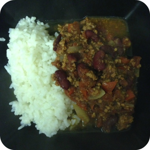 chilli, slow cooker