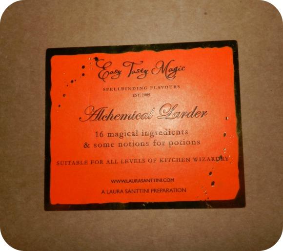 Easy Tasty Magic Alchemical lader