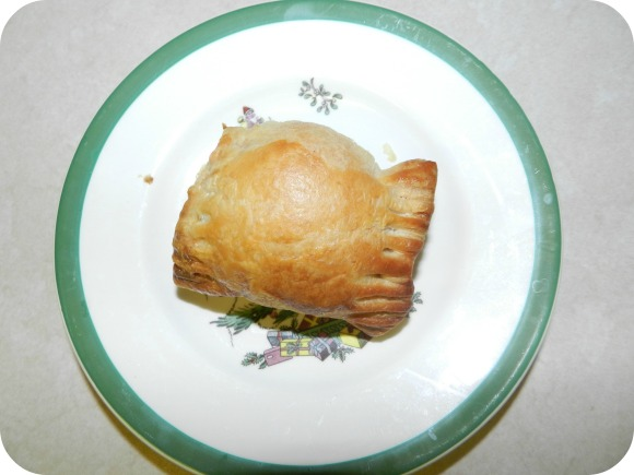 lamb sausage roll
