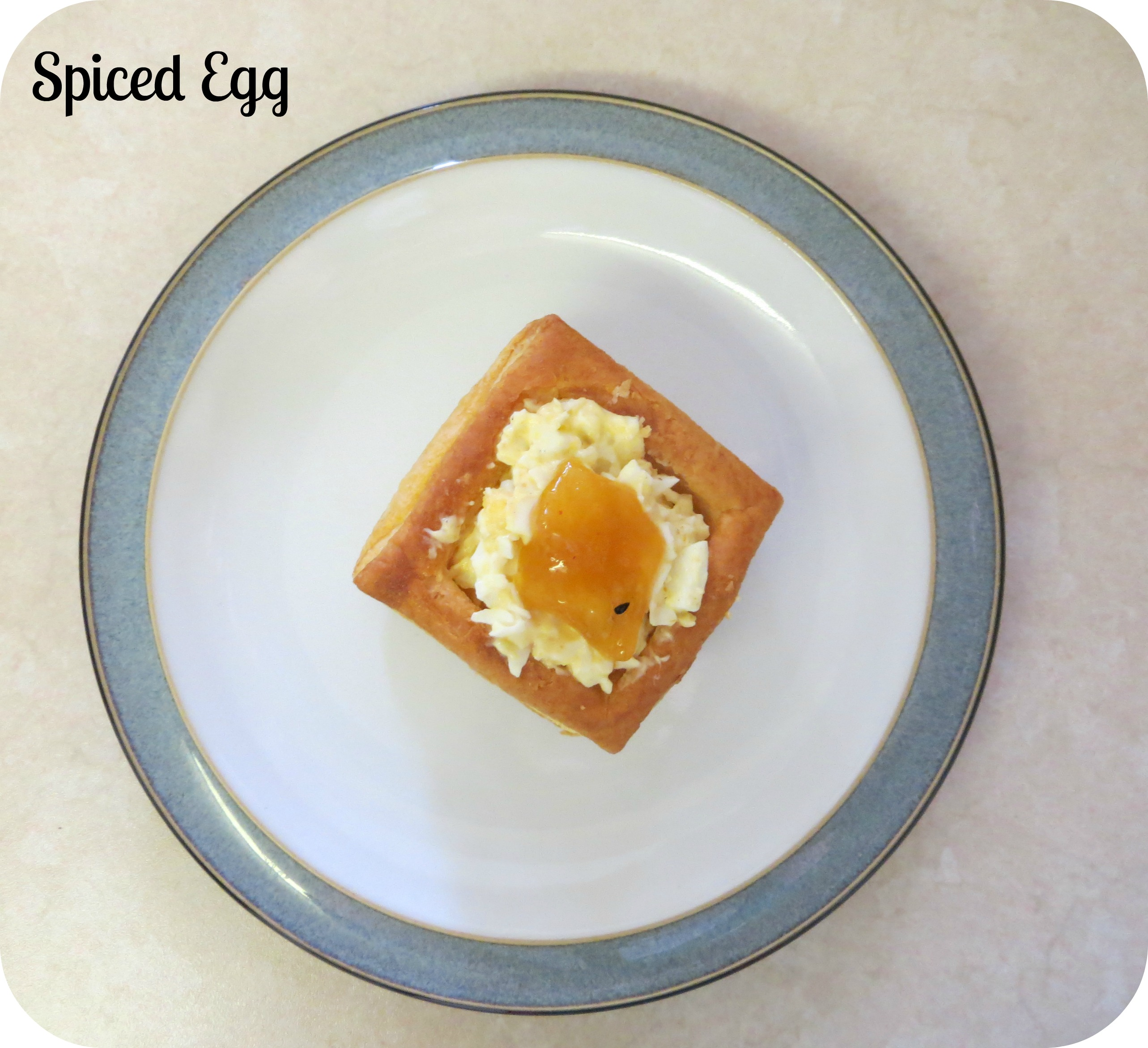 Spiced Egg