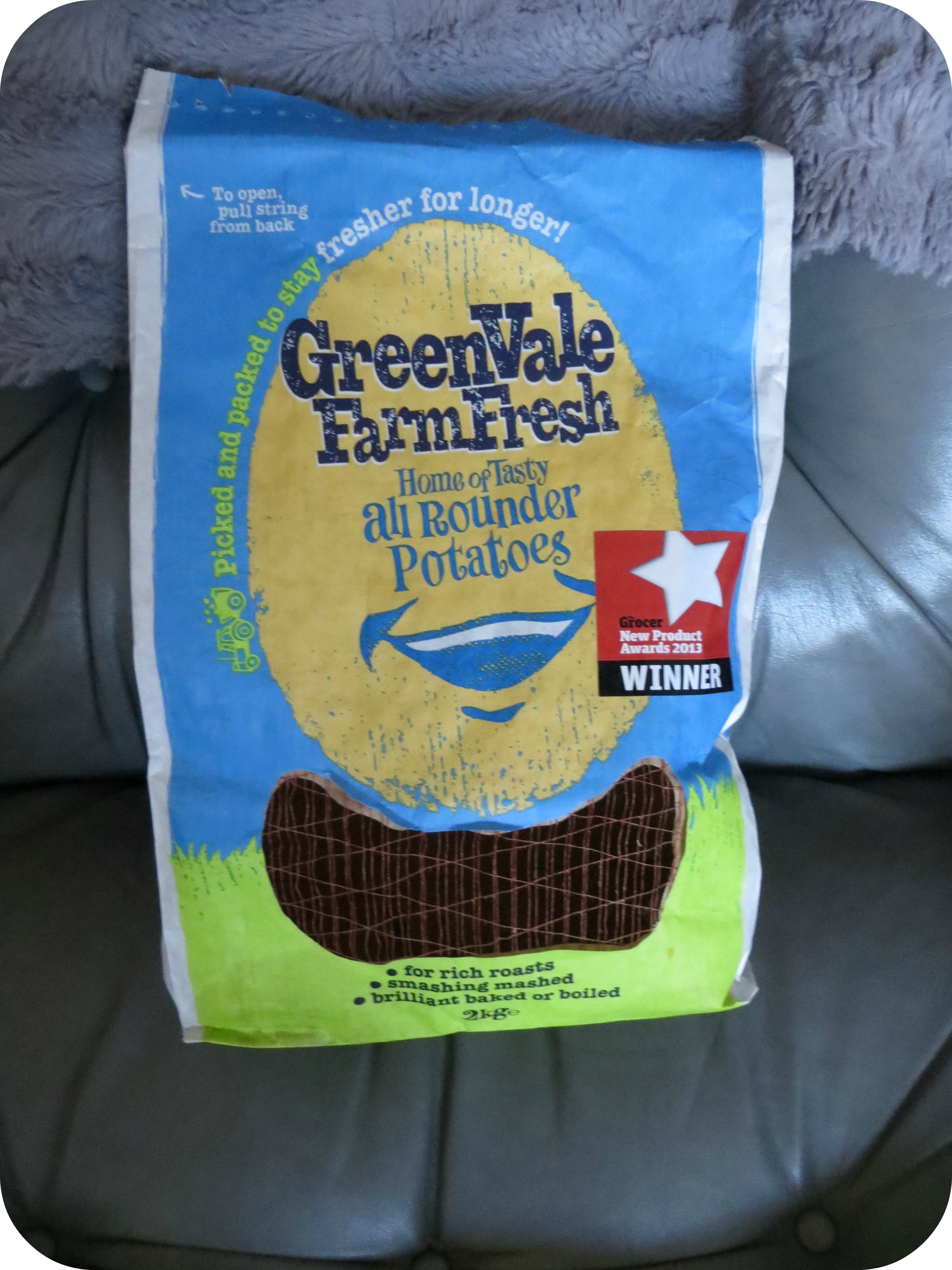 Greenvale Potatoes