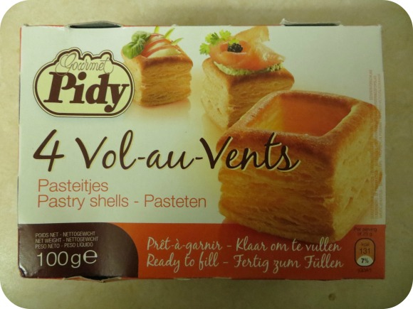 Pidy Vol-au-vents